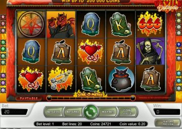 Slot Devil´s Delight