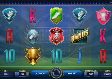 Slot Football: Champions Cup