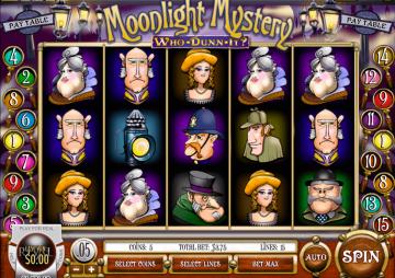 Slot Moonlight Mystery
