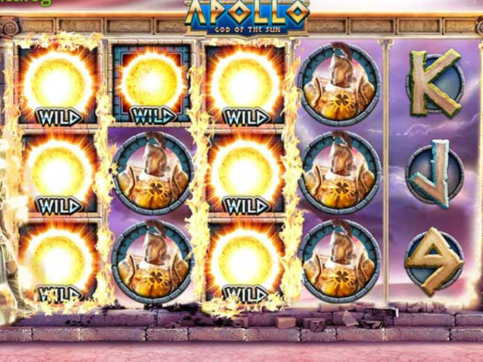 Apollo God of the Sun1 iframe
