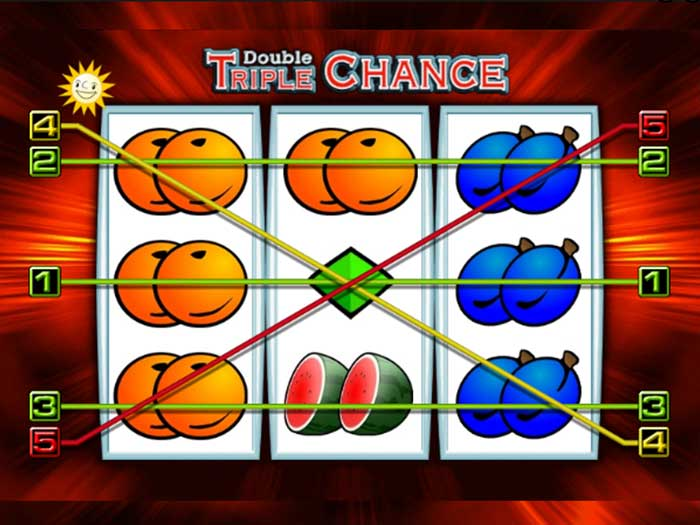 Tragaperras Double Triple Chance iframe