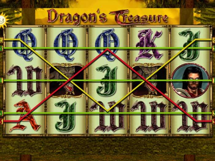Tragaperras Dragon Treasure iframe
