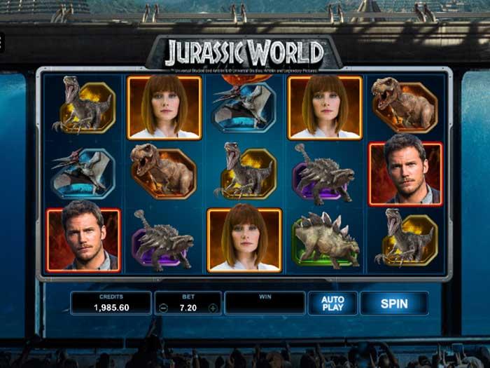 jurassic world iframe