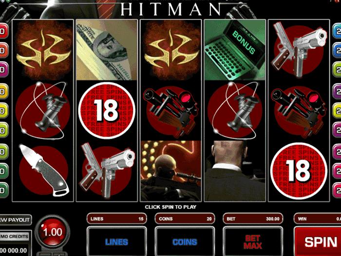 Tragaperras Hitman iframe