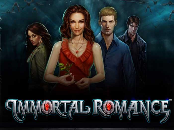 Tragaperras Immortal Romance iframe
