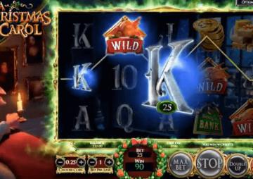 Slot A Christmas Carol