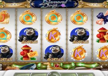 Tragaperras Diamond Gods