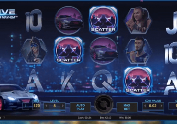 Slot Drive: Multiplier Mayhem