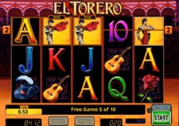 Slot El Torero