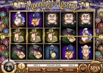 Tragaperras Moonlight Mystery