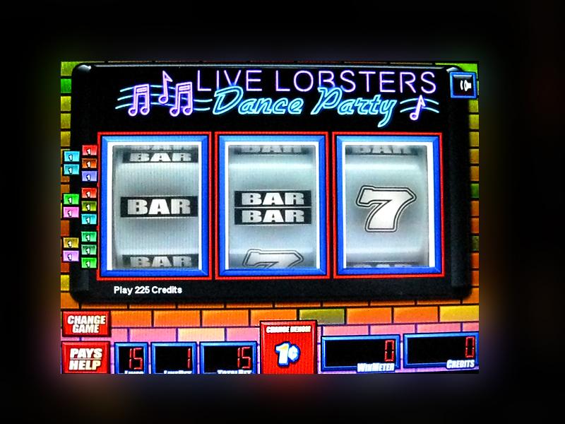 tragaperras nuevas en el casino sisal